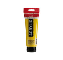 Amsterdam Acrylic Paint - 227 Yellow Ochre