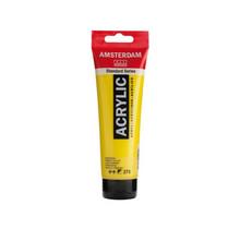 Amsterdam Acrylic Paint - 275 Primary Yellow