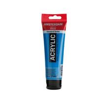 Amsterdam Acrylic Paint - 582 Manganese Blue Phthalo