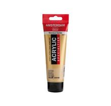 Amsterdam Acrylic Paint - 802 Light Gold Specialties