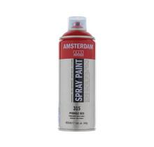 Amsterdam Acrylic Spray Paint - 315 Pyrrole Red (400ml)