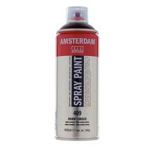 Amsterdam Acrylic Spray Paint - 409 Burnt Umber (400ml)