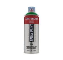 Amsterdam Acrylic Spray Paint - 618 Permanent Green Light (400ml)