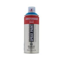 Amsterdam Acrylic Spray Paint - 564 Brilliant Blue (400ml)
