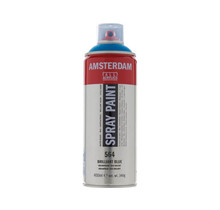 Amsterdam Acrylverf Spuitbus - 654 Briljantblauw (400ml)