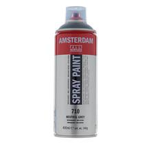 Amsterdam Acrylic Spray Paint - 710 Neutral Grey (400ml)