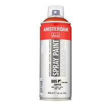 Amsterdam Acrylverf Spuitbus - 805 Koper (400ml)