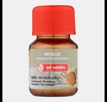 Art Creation Metallic - Antiek goud (30ml)