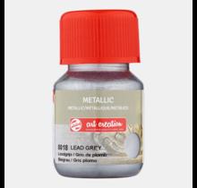 Art Creation Metallic - Loodgrijs (30ml)