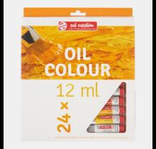 Art Creation Oil Paint Set (24x12ml)