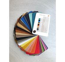 Kunstleer Kleuren Samplekit