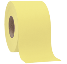 Faux Leather Light Yellow