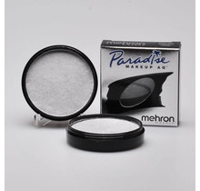 Paradise Make-up AQ - Argente Silver (Brillant)