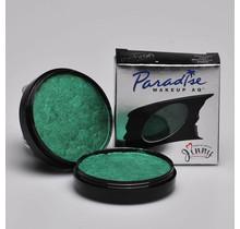 Paradise Make-up AQ - Vert Bouteille Green (Brillant)