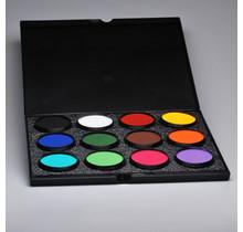 Paradise Make-up AQ - 12 Kleurenpalet A