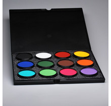 Paradise Makeup AQ - 12 Color Palette A