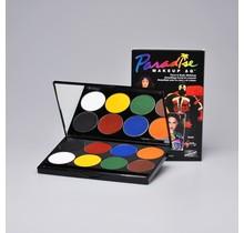 Paradise Make-up AQ - 8 Kleurenpalet Basic
