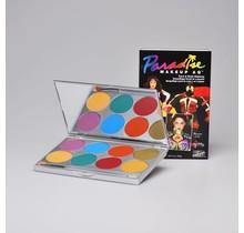 Paradise Makeup AQ - 8 Color Palette Nuance