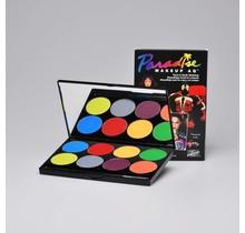 Paradise Makeup AQ - 8 Color Palette Tropical