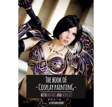 The Book of Cosplay Painting – Brushes and Acrylics