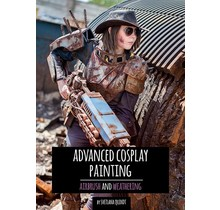 Advanced Cosplay Painting – Airbrush & Weathering