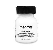 Special Effect Make-up - Hair White met Kwast