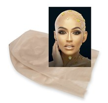 Special Effects Makeup - Bald Cap (latex based)
