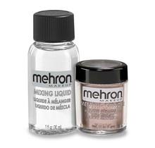 Metallic Powder - Lavender with Mixing Liquid