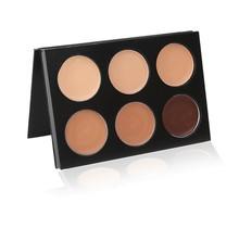 Mask Cover Makeup - 6 Color Palette