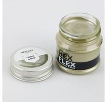 Hexflex Metallic Paint - Dark Gold