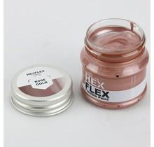 Hexflex Metallic Paint - Rose Gold