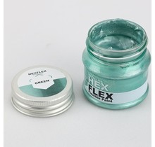 Hexflex Metallic Paint - Green