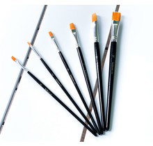 Paint Brushes (6 pieces)
