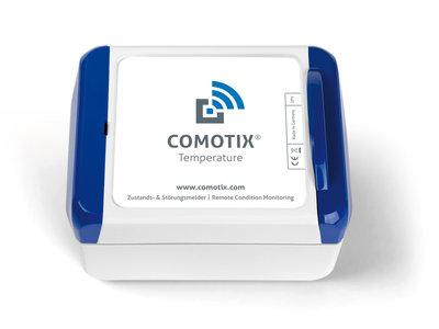 COMOTIX®  IoT Temperature monitoring