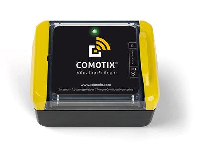 COMOTIX® Vibration & Angle: Vibration & Angle monitoring