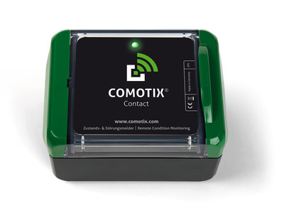 COMOTIX® Contact: Überwachung potentialfreier Kontakte