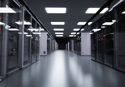 Temperature monitoring server room / data center