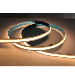 Lights COB Ledstrip 24v, 75w/5m, warm white 3000k - 1500lM - cri = 90