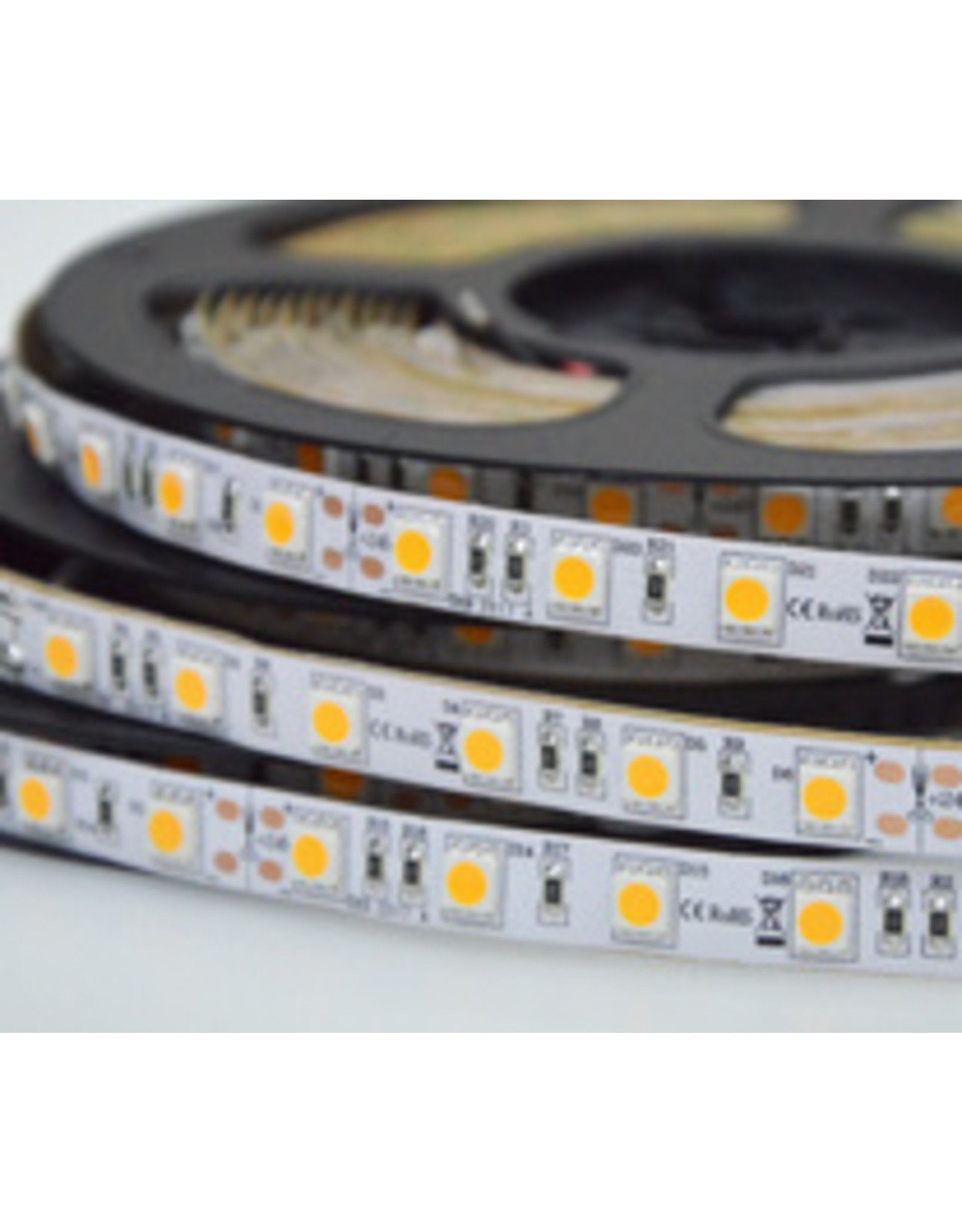 Lights Ledstrip 24v, 70w/5m, warm white 3000-3200k
