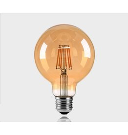 Lights G95C - 4W - 2700K - E27 - SMOKED - 220V - DIMMABLE