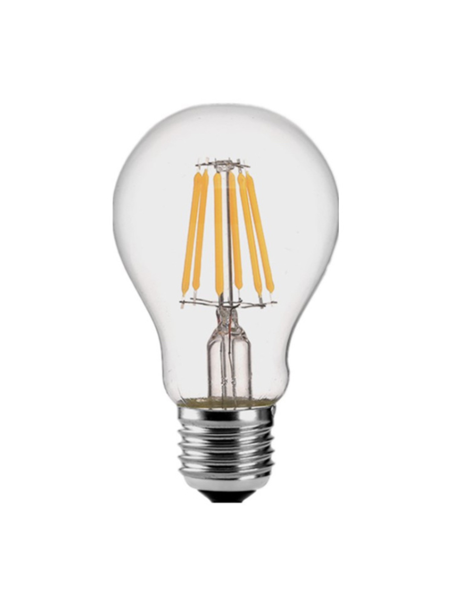 Lights A60 - 4W - 2700K - E27 - CLEAR - 220V - DIMMABLE