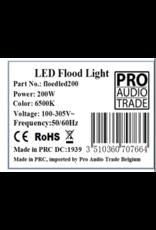 Lights FLOEDLED - 200w flood light led - 6500k  - 120°