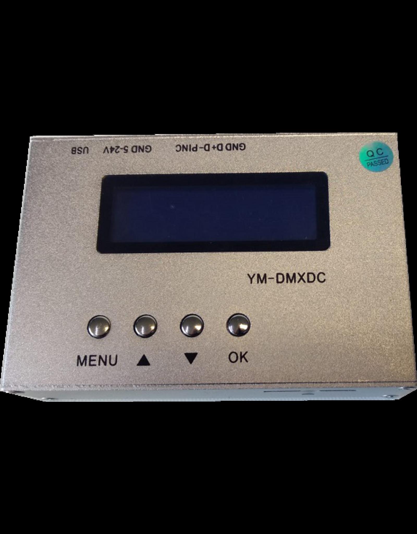Lights Dmx Tool 1 - DMX address setting for Ekspoled RGB dmx and CW/WWdmx