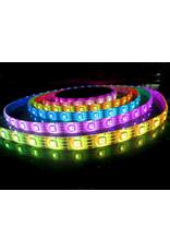 Lights Digital RGB Ledstrip - 60leds/m - IP20 - 5m - 5V