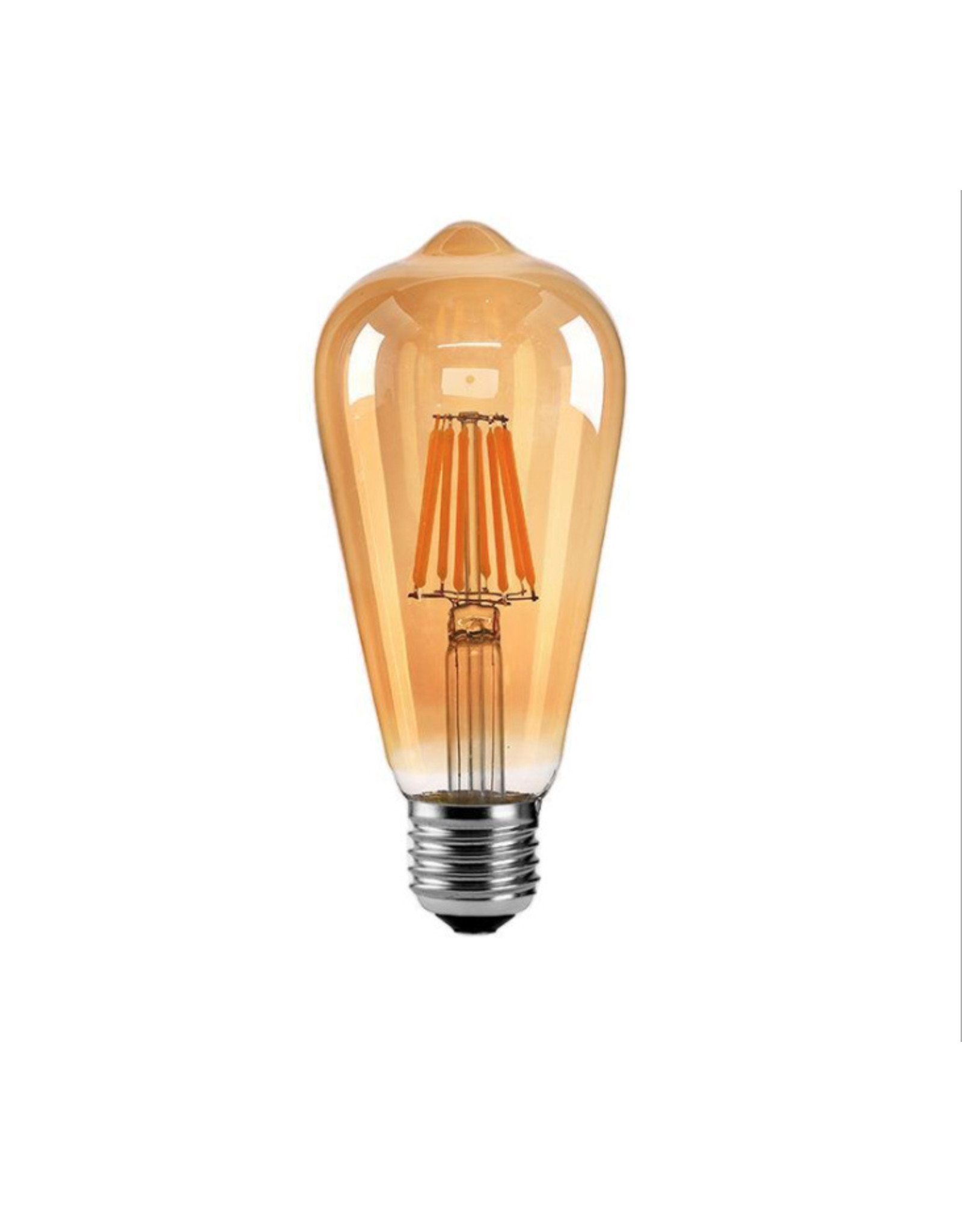 Lights ST64C - 4W - 2700K - E27 - SMOKED - 220V - DIMMABLE