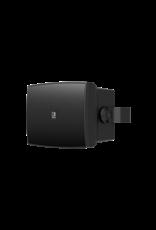 "Audac Outdoor universal wall speaker 8"" Outdoor black version"