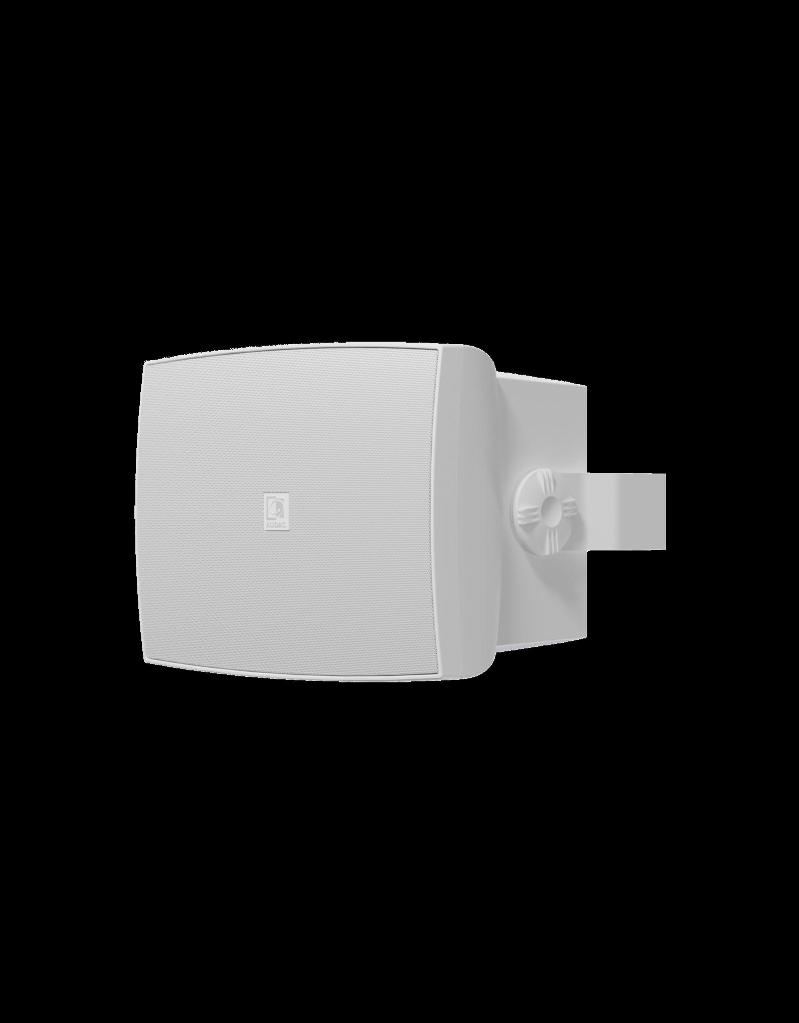 "Audac Universal wall speaker 8"" Black version"