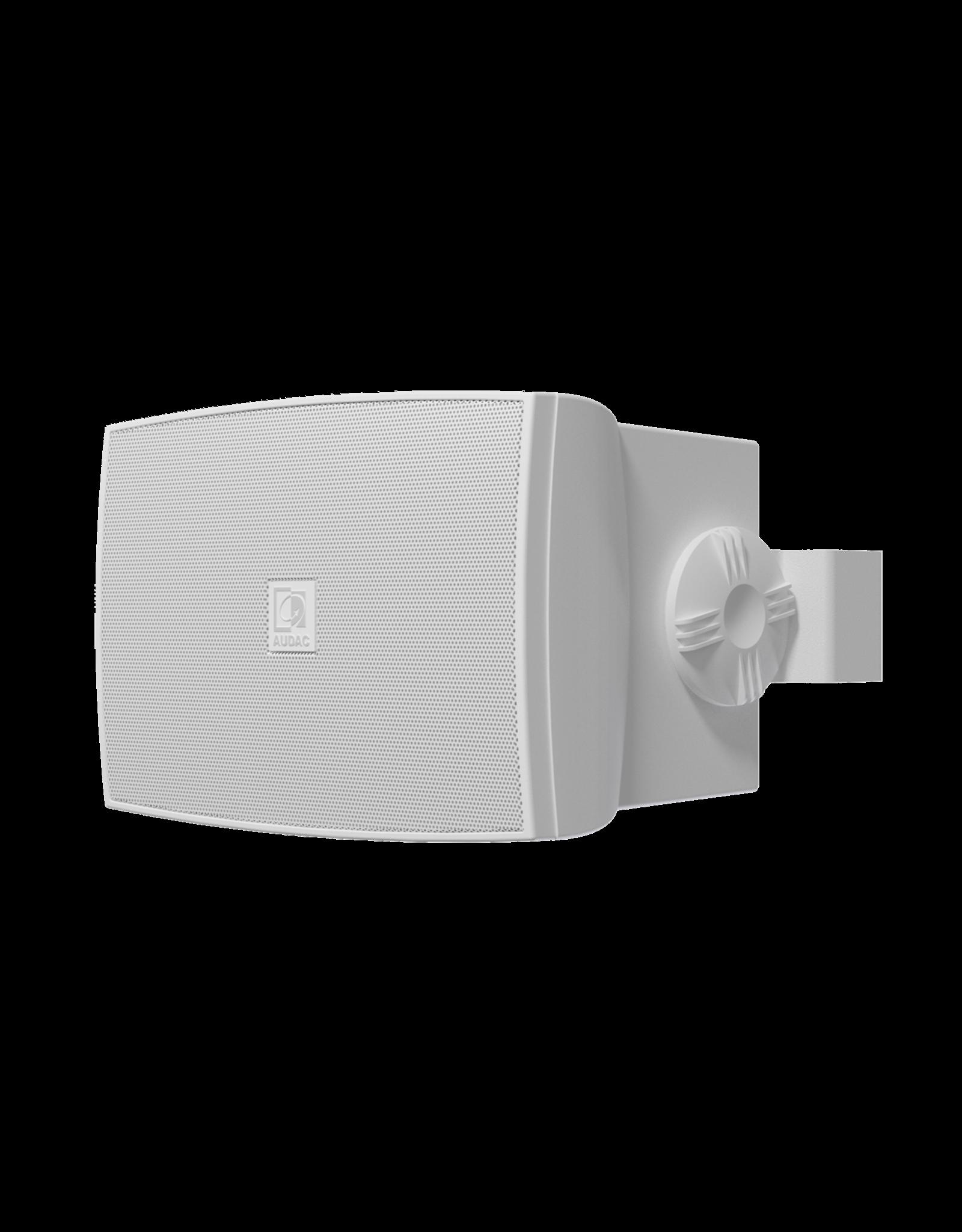 "Audac Universal wall speaker 5 1/4"" White version"