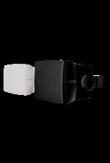 "Audac Outdoor universal wall speaker 5 1/4"" Outdoor black version"