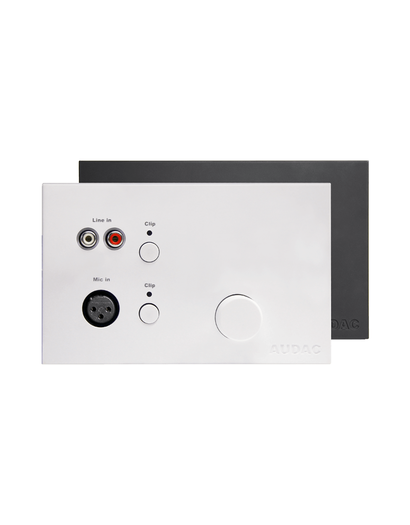 Audac Remote wall mixer for LX523 White version